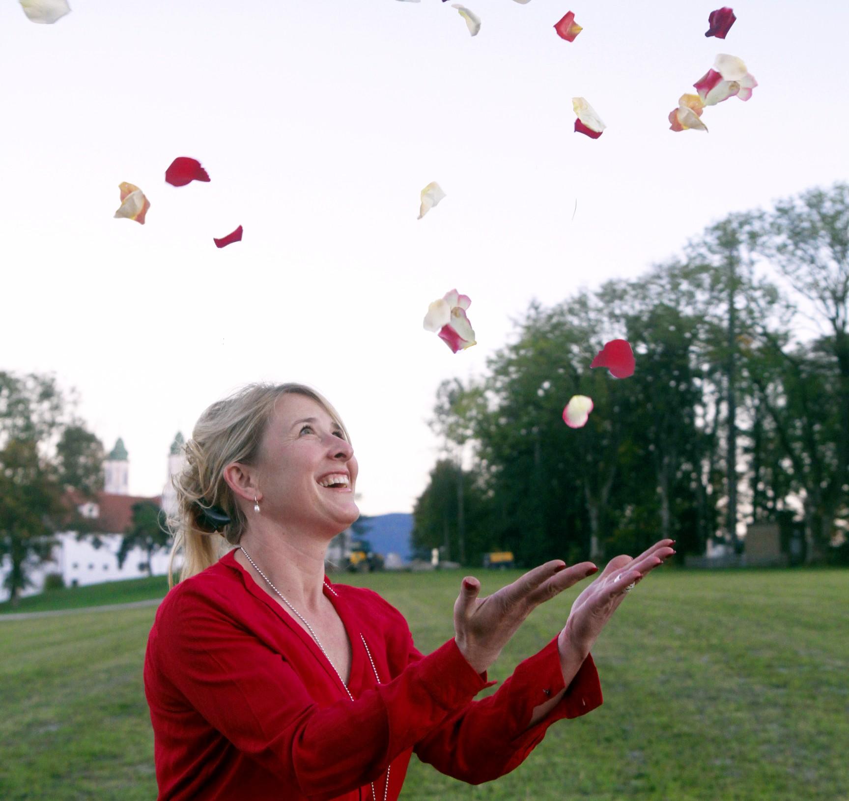 Stefanie Riesch Inhaberin Stil & Blüte Tölz
